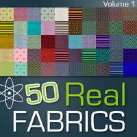Real Designer Fabric Collection